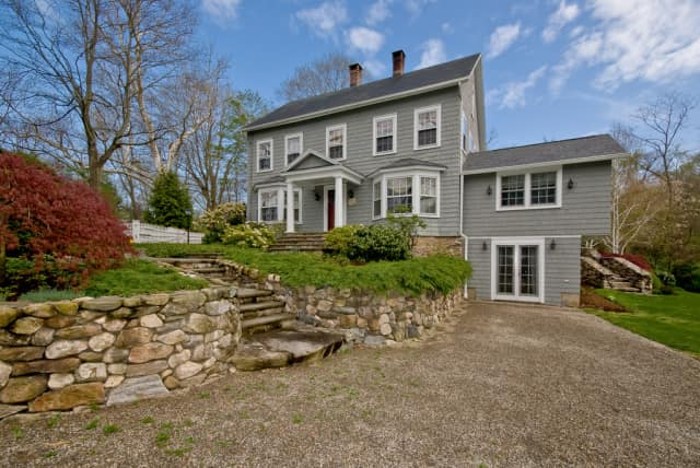 The home at 468 Belden Hill Road in Wilton recently sold for $950,000.