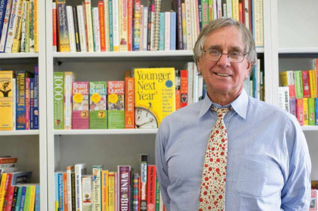 Publisher Peter Workman, of Wilton and New York City, died Sunday, April 7.