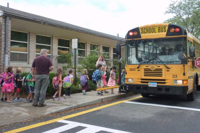 Five full-days of school are in store for Westport kindergartners beginning this fall.