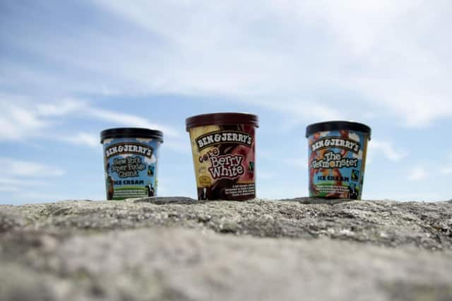 April 9 is Ben & Jerry's Free Cone Day.
