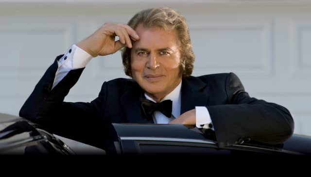 Engelbert Humperdinck takes the stage with his full band and conductor for a Vegas-style show at The Ridgefield Playhouse on Wednesday, April 10, at 8 p.m.