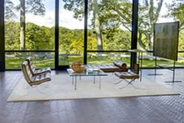The Glass House in New Canaan will reopen for tours in May.