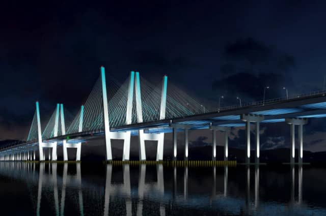 Construction is slated to begin on the new Tappan Zee Bridge in 2013, with the new bridge finished and the old bridge demolished by 2018.