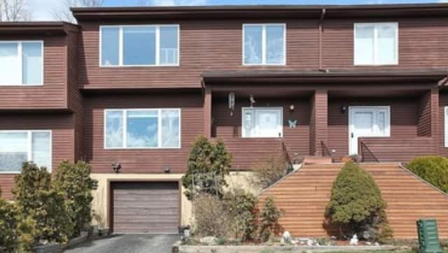This home on Vista Court in Ossining is hosting an open house this weekend.