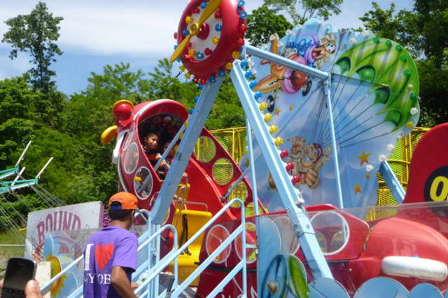 There will be 15 different rides featured at Rye Brook's first annual carnival.