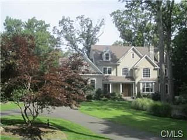 This six-bedroom home in Ridgefield sold for nearly $2 million this week.