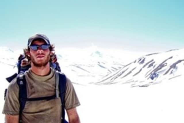 Adventurer Gregg Treinish will give a talk at the Wilton Library May 21 as part of the Norwalk River Watershed Association annual meeting.
