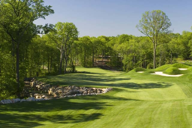 The Pound Ridge Golf Club at 18 High Ridge Road is now open for the season.