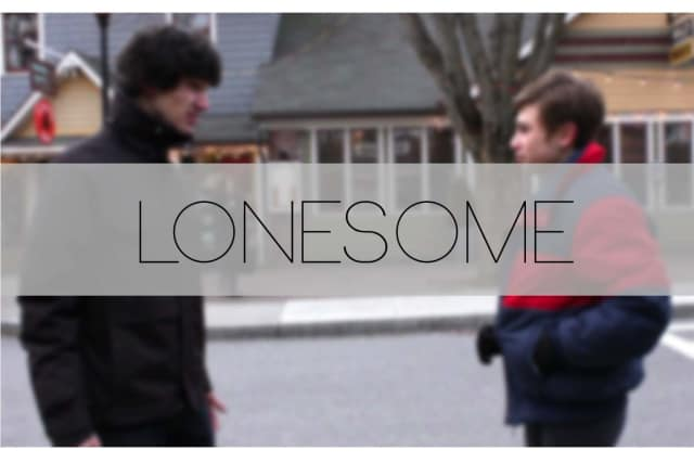 """South Salem's Sam Wolfson is a Greenwich Film Festival finalist for his film """"Lonesome."""""""