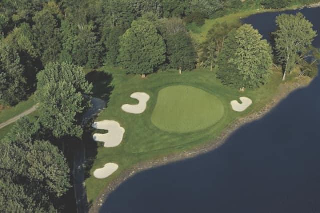 Richter Park Golf Course in Danbury