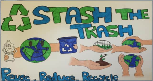 The East Rutherford Memorial Library is looking for posters that emphasize Earth Day and celebrate the environment.