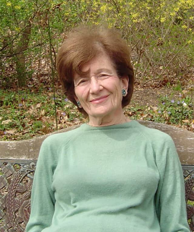 Ruth Handel is the manager of the Poetry Caravan.