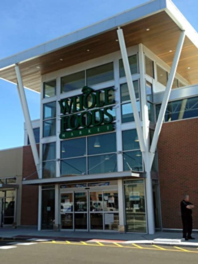 Whole Foods Market has five locations in Fairfield County.
