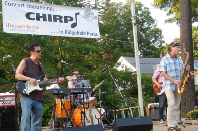 CHIRP is celebrating its 12th year of presenting concerts in Ridgefield's Ballard Park.