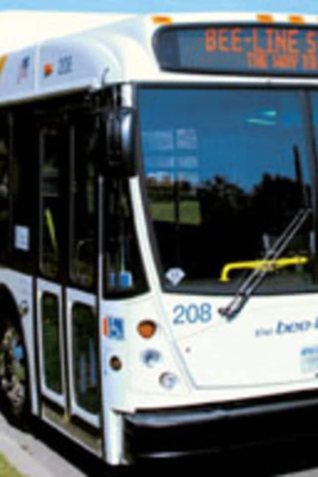 Bee-Line bus.
