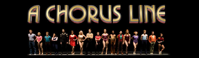 """""""A Chorus Line"""" comes to Dobbs Ferry High School April 26-27 for two shows."""