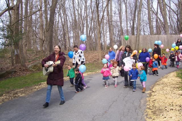 """Country Children's Center will wrap up its annual Earth Day celebration at its """"Farm"""" location Sunday, April 21, in Katonah from 10 a.m. to 2 p.m."""