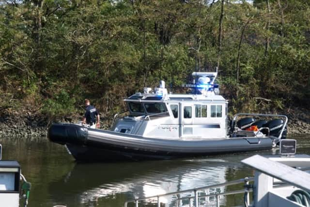 The Marine Unit of the Fairfield Police Department will hold a kickoff to Safe Boating Week at the South Benson Marina parking lot of Saturday, May 21 from 9 a.m. to 1 p.m.