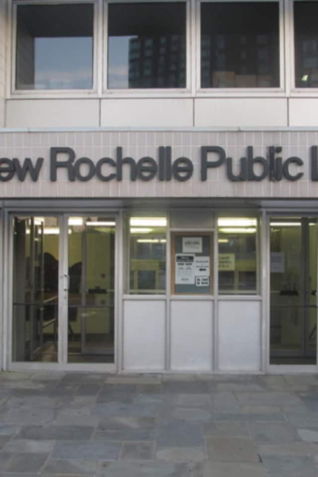 The New Rochelle Public Library is conducting a survey.