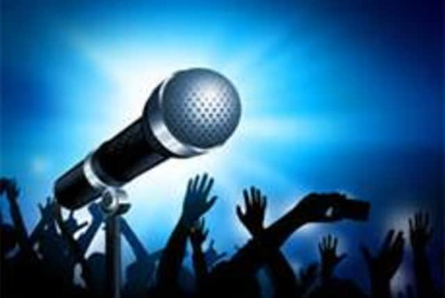 The Ardsley Community Center will host and Poetry & Karaoke Night Friday.