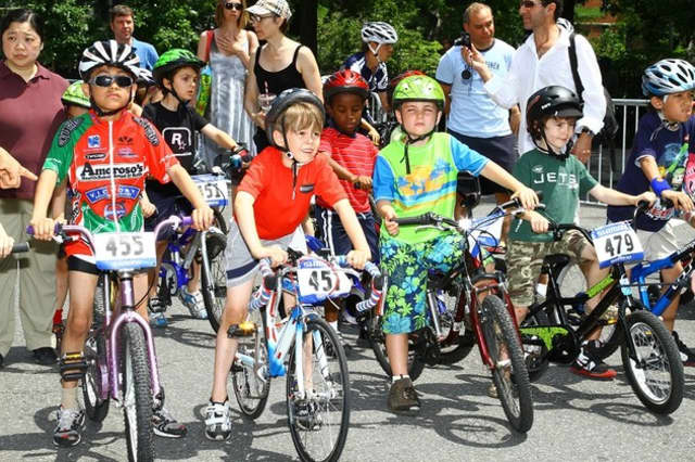 A hike or bike fundraiser will be held in Ridgewood on May 1.