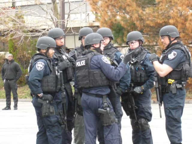 Norwalk Police, SWAT Team Search Train For Bombing Suspect | Norwalk ...