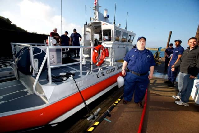 U.S. Coast Guard Auxiliary's Robert Daraio has a basic set of rules for safe boating.