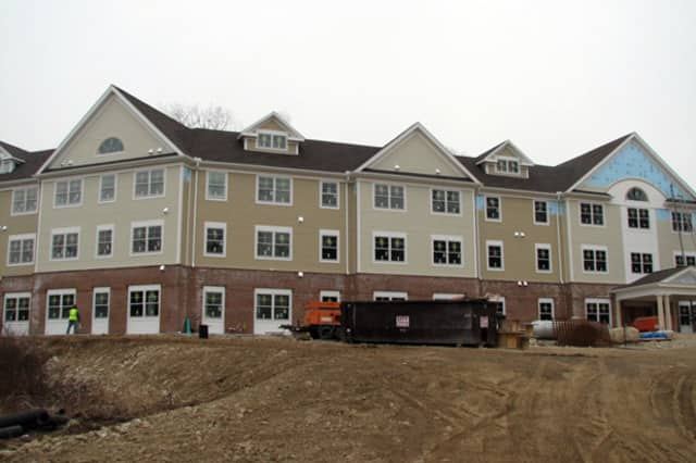 Phase One of Wilton Commons is currently under construction.