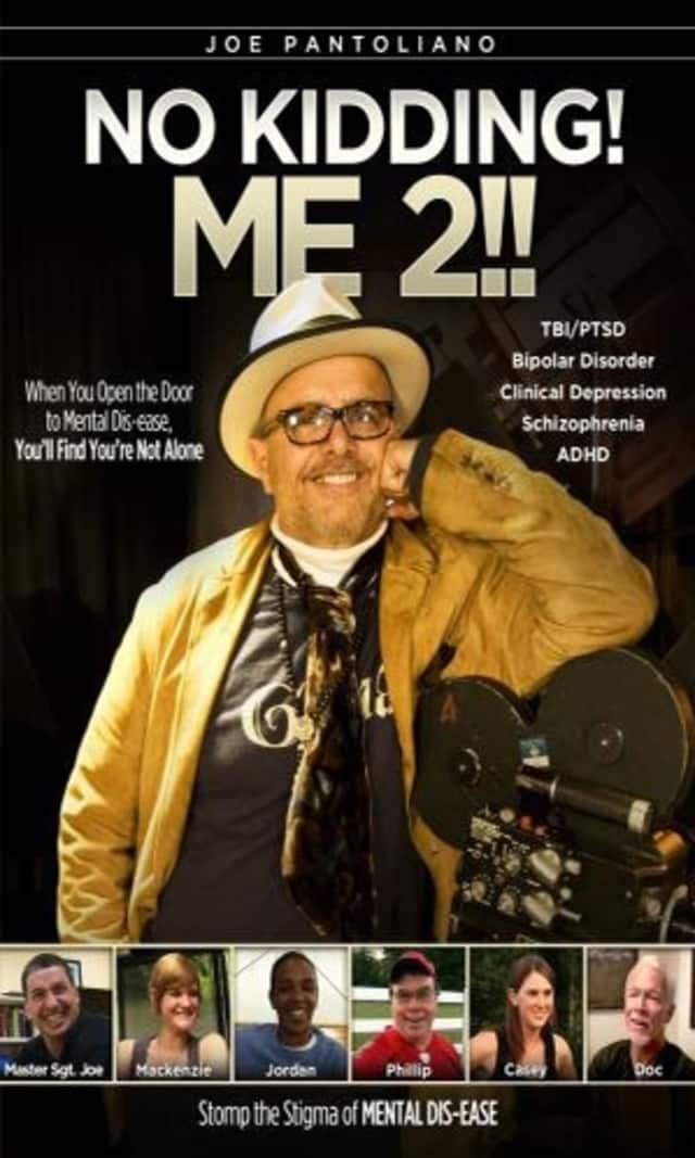 """Actor Joe Pantoliano will be in Wilton Tuesday to screen his documentary film """"No Kidding, Me Too!"""""""