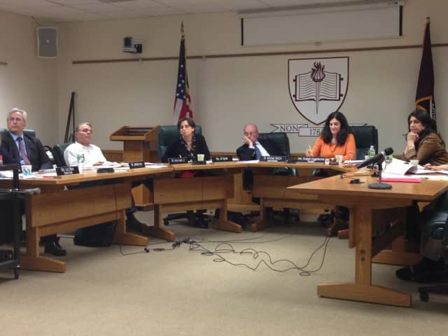 The Scarsdale Board of Education election is on May 17.