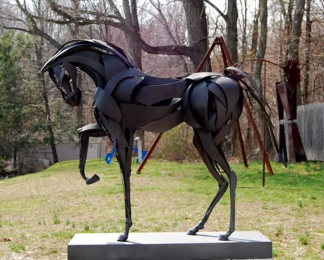 """""""Second Chance"""" by Marcia Spivak was named the Betty Barker Best In Show award for the annual SPECTRUM art exhibit."""