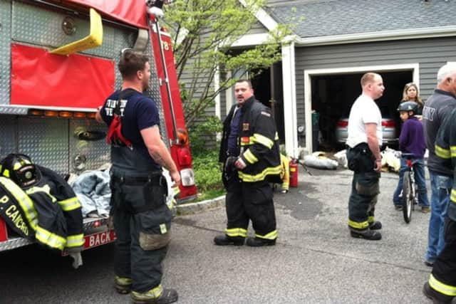 Irvington residents can find out how to become a volunteer firefighter on Saturday.