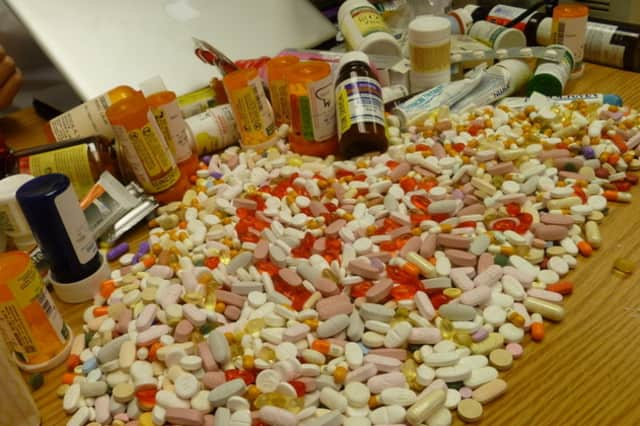 Potentially dangerous, unused and unwanted prescription and over-the-counter medications will be collected at Bissell Pharmacy from 10 a.m. - 2 p.m. on Saturday.