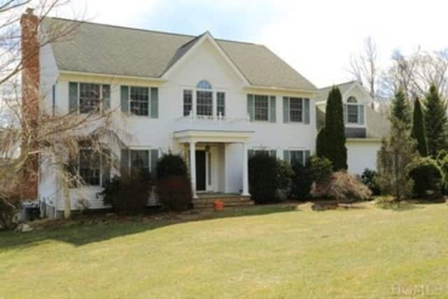 There are a few open houses in Somers this weekend.