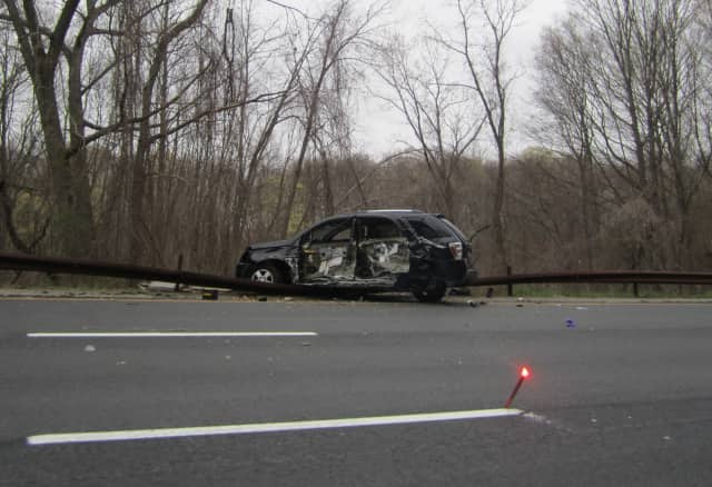 A Pleasantville man was killed this week in a car crash on the Taconic State Parkway in Yorktown Heights.