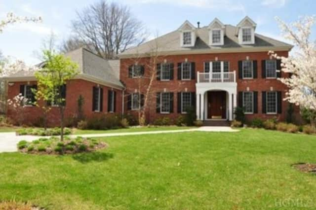 This five-bedroom house on Bedford Road in Sleepy Hollow is listed for $1.799 million.