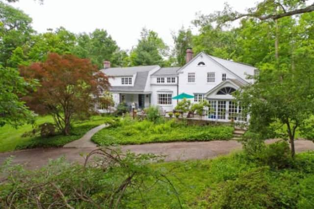 The Pound Ridge home where Alfred Hitchcock wrote 'The Birds' is on the market for 1.4 million.