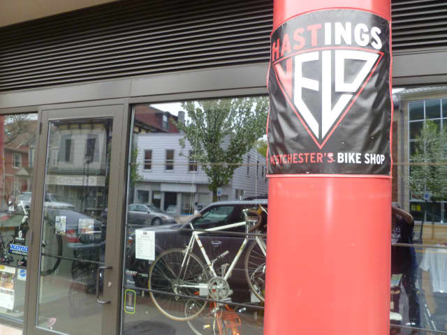 Hastings Velo will host the Westchester Cycle Club's Spring Bike Shop Series on May 13.