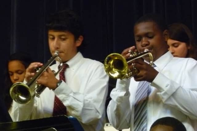 Port Chester music students from all grade levels will perform in a series of concerts from May 1 to May 15.