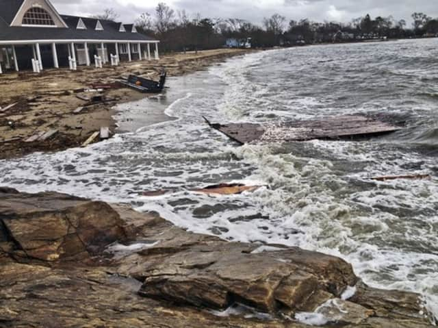 """A conversation on climate change and sea levels is planned at Pace University on Friday as part of the """"Conservation Cafe"""" program."""