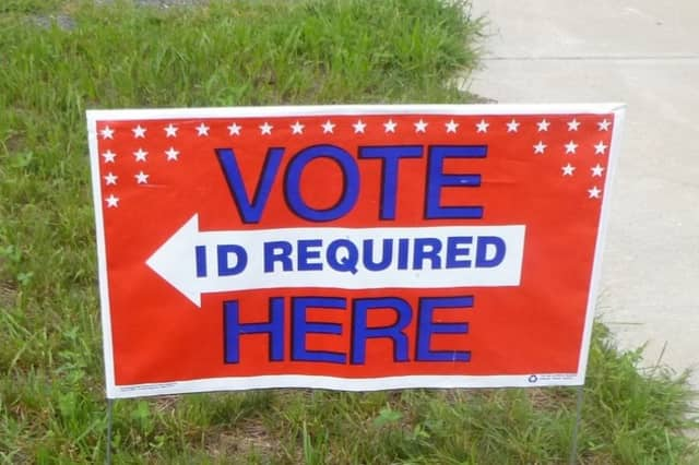 Polls are open for Weston's town budget referendum from noon to 8 p.m. Thursday at Weston Middle School.