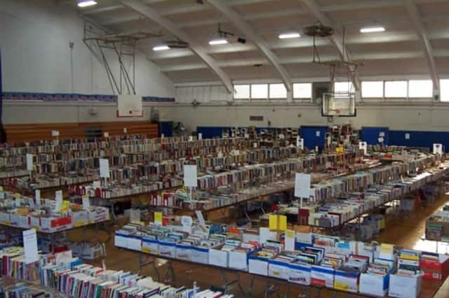 Ridgefield Library holding book sale from Oct. 16 - 18.