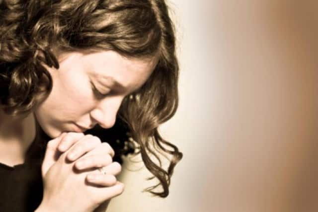 May 2 is the National Day of Pray.