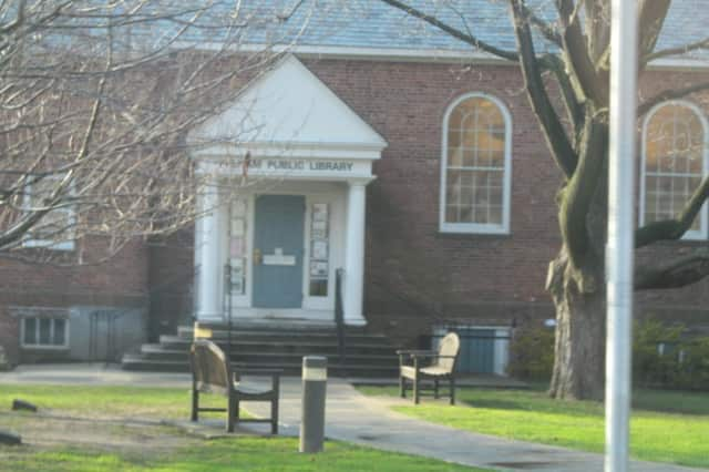 The Pelham Library will be closed next week for painting.