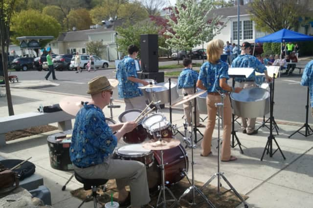 Enjoy live music and more at the Wilton Go Green Festival Sunday.