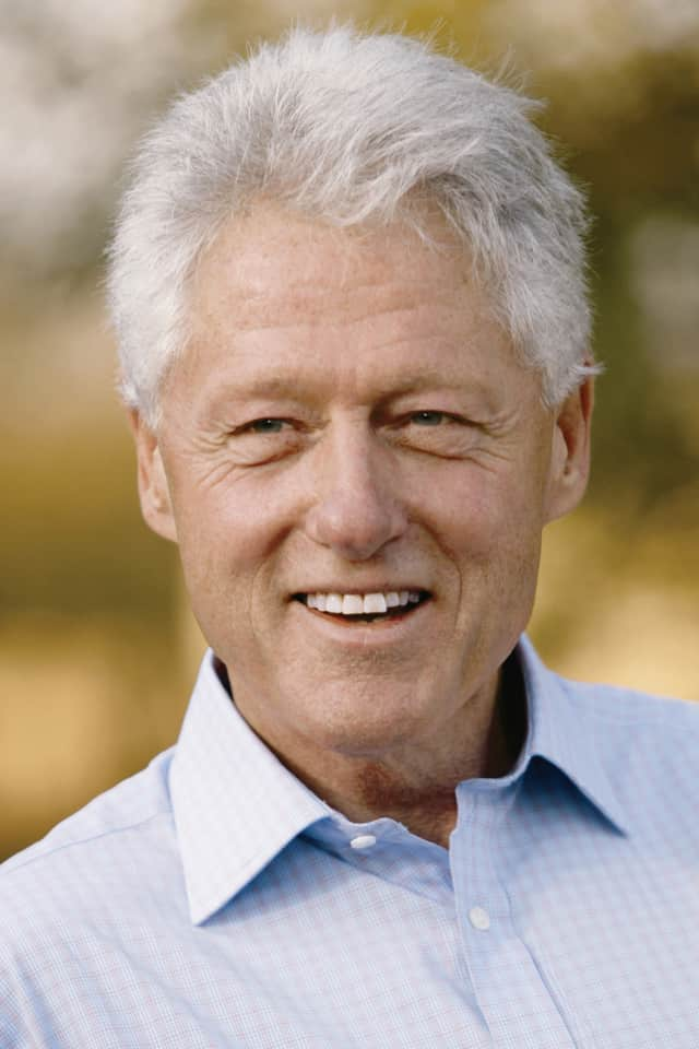 Former President Bill Clinton will speak at Passaic County Community College on Friday.