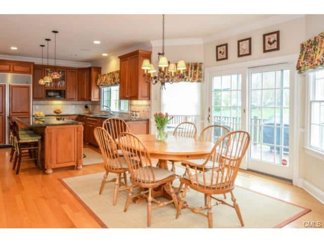Take a tour of the home at 167 Sturges Ridge Road in Wilton Sunday from 1 to 3 p.m. during an open house.