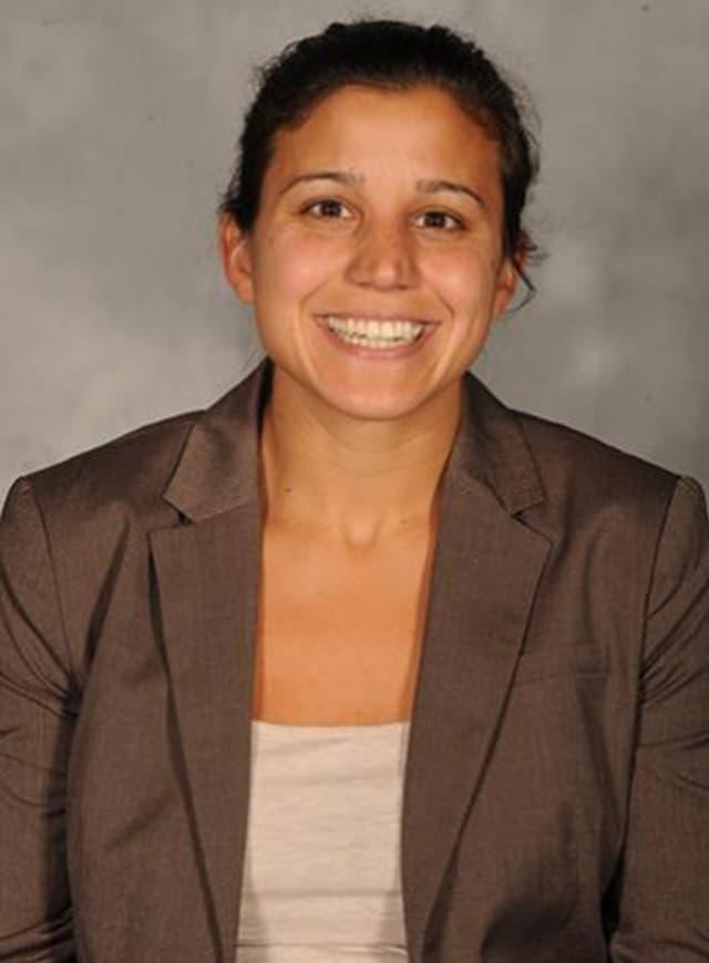 Former Pelham basketball star Belle Koclanes has been named the head coach of Dartmouth College's women's basketball team.