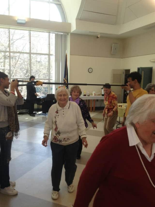 "Hastings senior citizens, seen here at the Senior Social, will enjoy their ""Senior Prom"" this week."