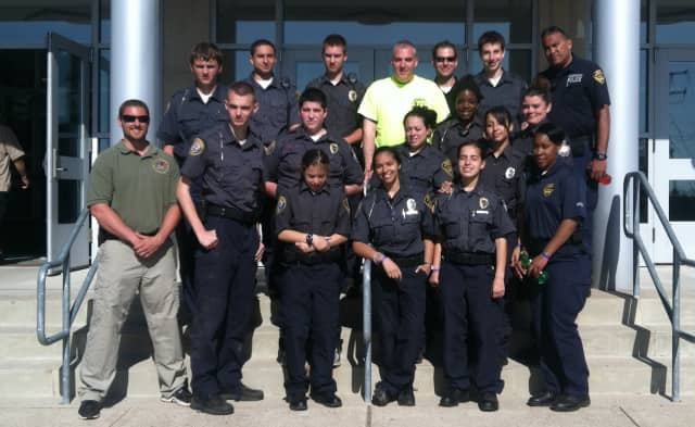 The Greenburgh Police Department's Explorer Post 2003 took several top places in the annual Explorer Competition.